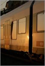 sonstiges/185197/die-abendsonne-bringt-es-an-den Die Abendsonne bringt es an den Tag: dieser Flirt 523 015 fuhr früher bei TILO... St.Saphorin, den 14.03.2012